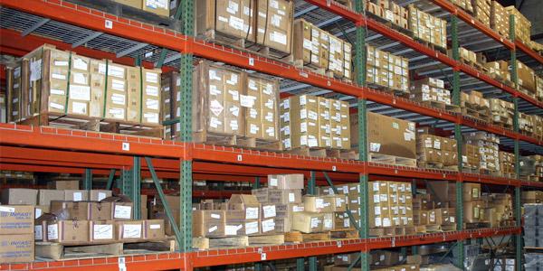 Warehouse Storage & Order Fufilment Service